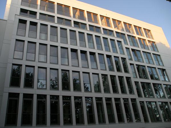 Bürogebäude Hamburg MIttelweg