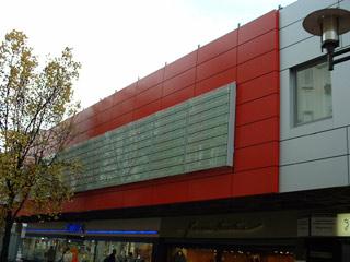 Einkauszentrum Harburg