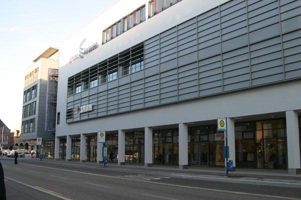 Lindenarkaden Lübeck